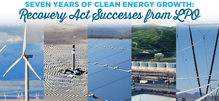 5 Big Wins in Clean Energy for LPO