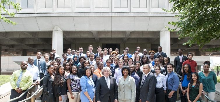 Minority Educational Institution Student Partnership Program
