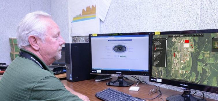 DOE Portsmouth Site Puts Environmental Database Online