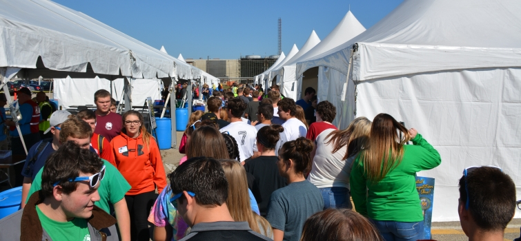 Record number of students attend 8th DOE Science Alliance event