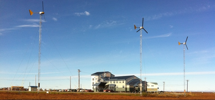 Distributed Wind Feasible for 49.5 Million Sites