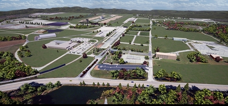 Oak Ridge Looks Ahead to Vision 2020 After K-27 Demolition