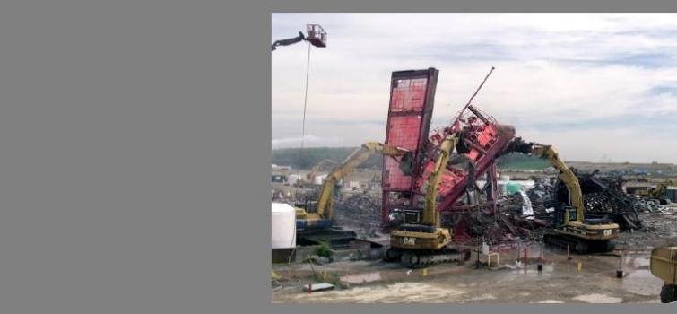 April 29, 2004: Fernald Closure Site