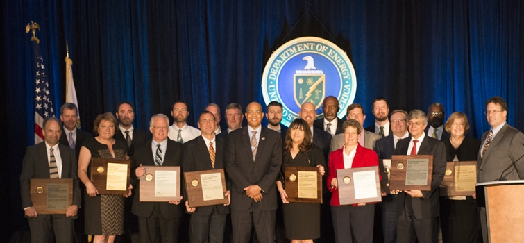 Highlights of FY15 Small Business Winners
