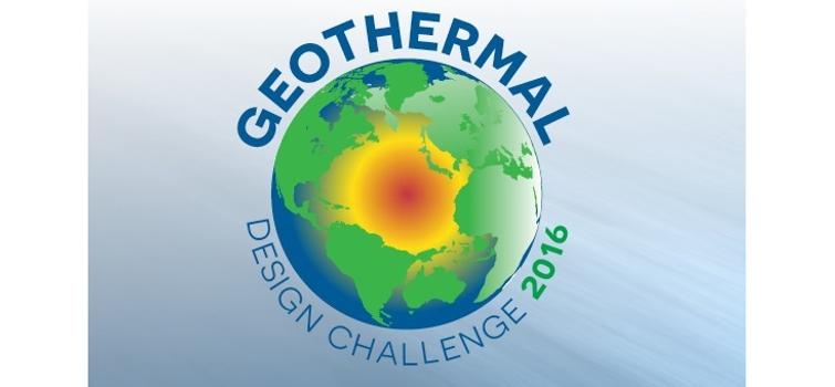 Geothermal Design Challenge 2016