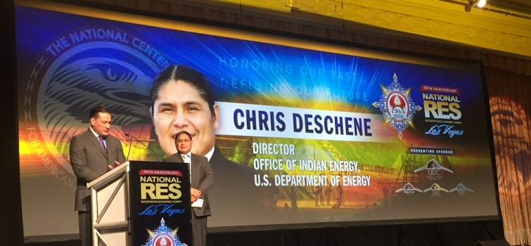 DOE Announces Funding for Tribal Energy Projects