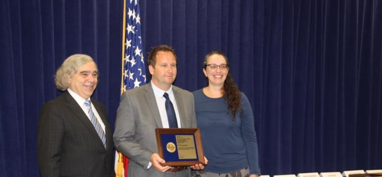 Recognizing PECASE Winner Michael Stadler's Innovative Microgrid Work at Lawrence Berkeley National Laboratory