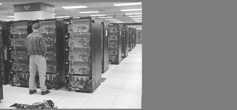 August 15, 2001: IBM's ASCI White
