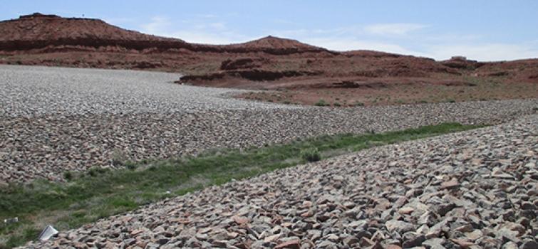 Mexican Hat, Utah, Disposal Site