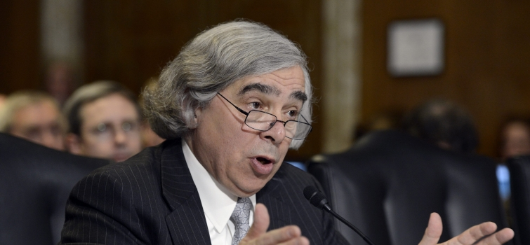 Secretary Moniz appears before Congress