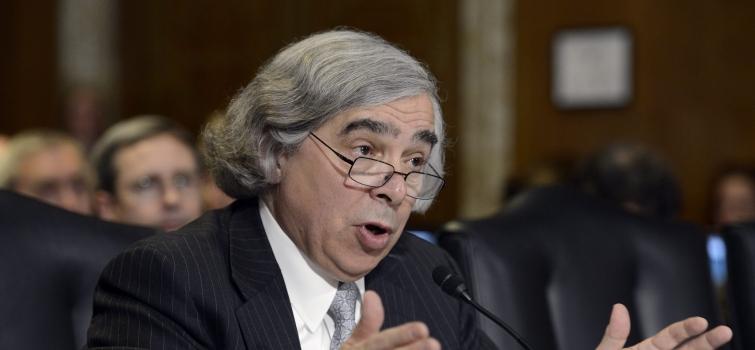 Secretary Moniz appears before Congress