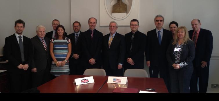 NE-DECC Meeting, May 2014