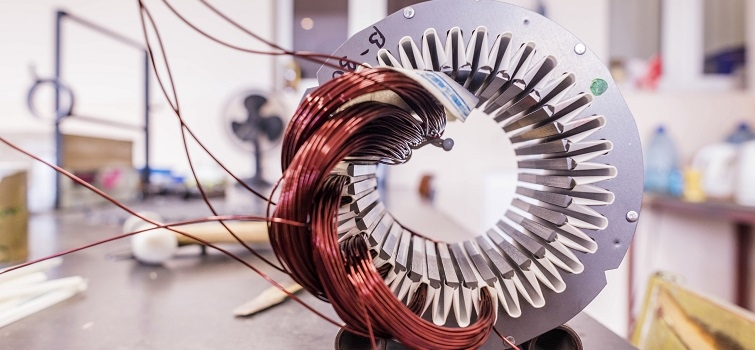 New R&D Will Advance Key Technologies for Industrial Electric Motors