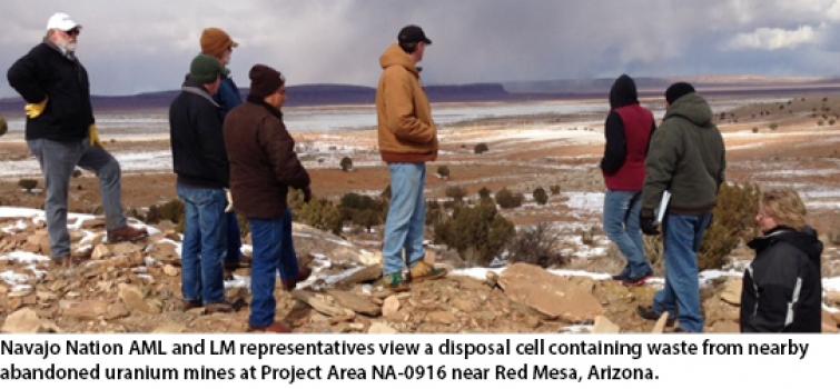 Abandoned Uranium Mines
