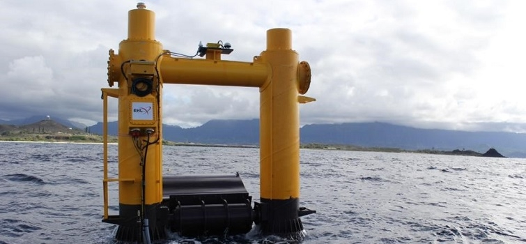 Notice of Intent: Wave Energy Test Facility Inside U.S. Waters