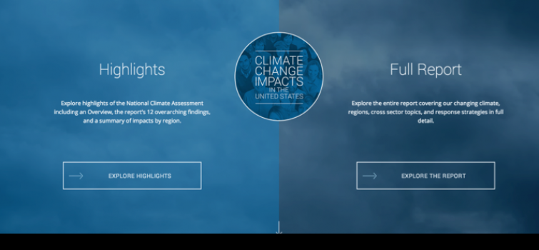 National Climate Assesment
