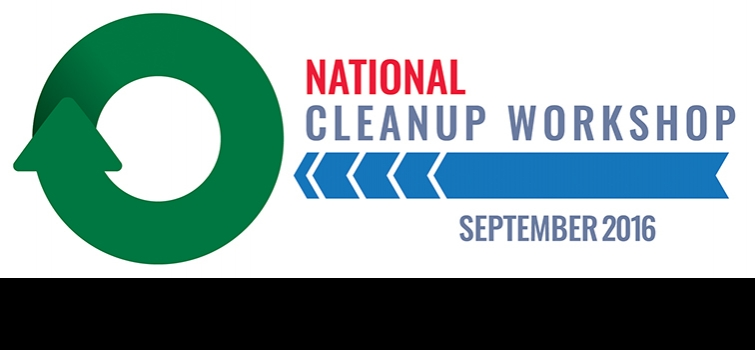 EM Releases Supporting Materials from 2016 National Cleanup Workshop
