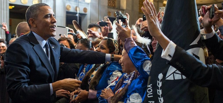 Save the Date for the President's Final White House Tribal Nations Conference Sept. 26