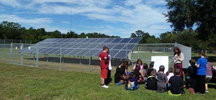 Florida Installs Battery Backup Solar Power at Schools Designated as Emergency Shelters