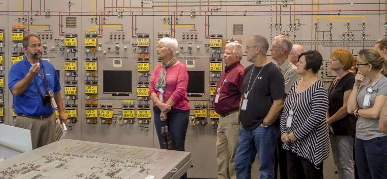 First Paducah DOE Site Tours Attract Visitors From Across the Nation