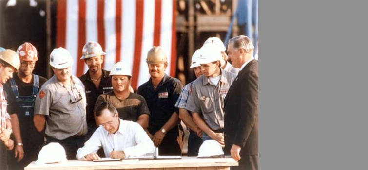 October 24, 1992: Energy Policy Act