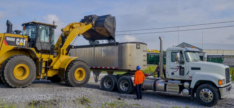 DOE Transfers Coal to Fuel Paducah Area Economic Development