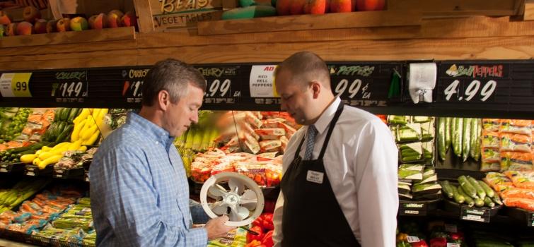EERE Success Story—Revolutionary Refrigeration Motor Slashes Supermarket Energy Usage