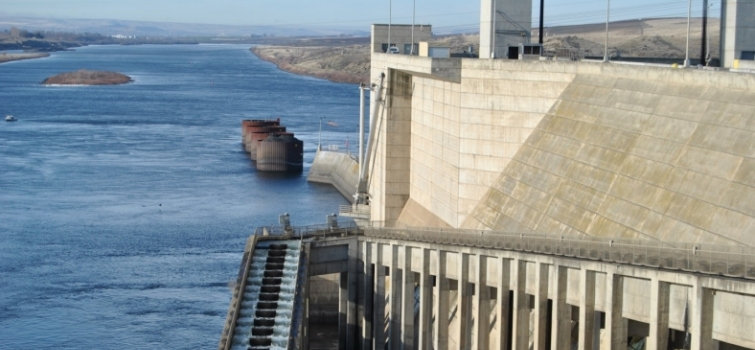 EERE Success Story—Collaborating on Regulatory Processes for Hydropower