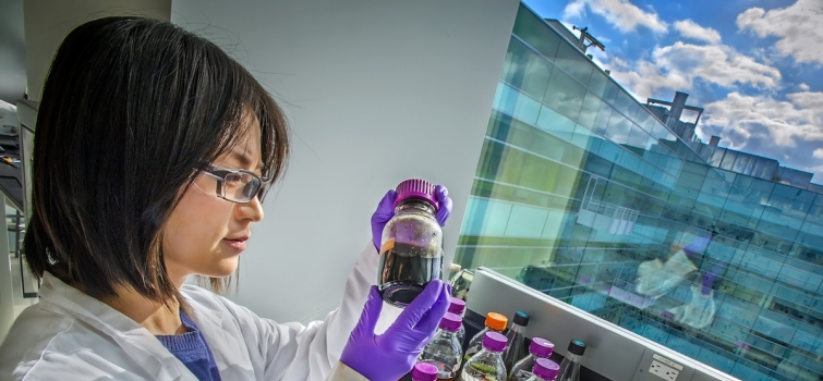 Harnessing Biotechnology to Accelerate Advanced Biofuels Production