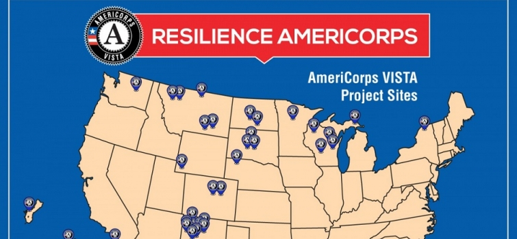 Resilience AmeriCorps Program Expands to Include Tribes