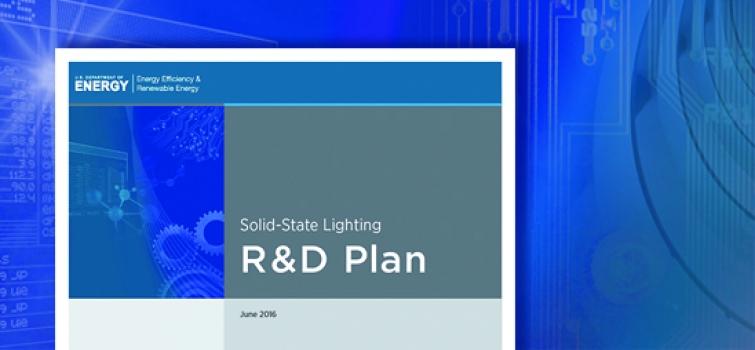 DOE Publishes 2016 SSL R&D Plan