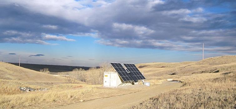 Rocky Flats, Colorado, Site