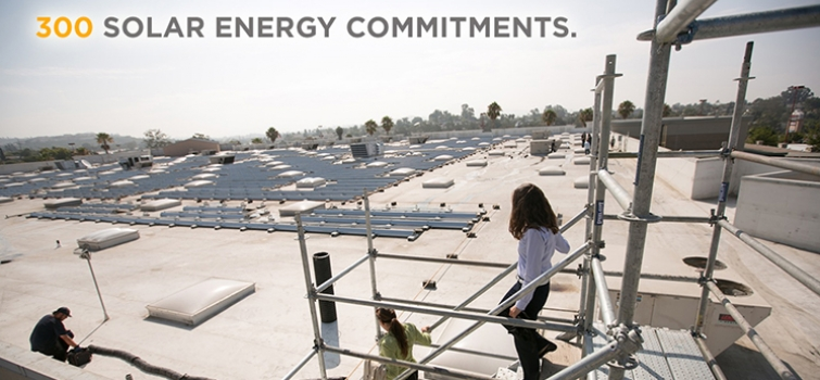 American Businesses Commit to Choose Solar Energy