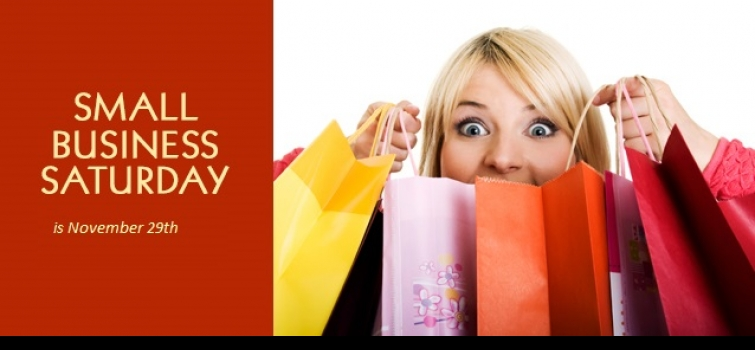Shop Small Businesses on November 29!