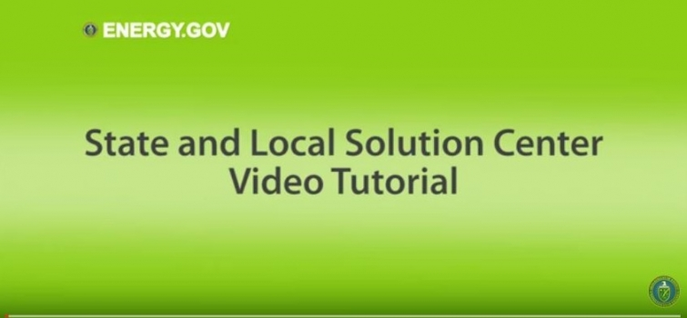 New Tutorial Video Highlights Updated Solution Center Website
