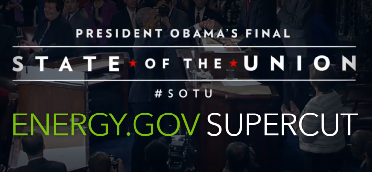 Watch Energy Highlights from the 2016 State of the Union
