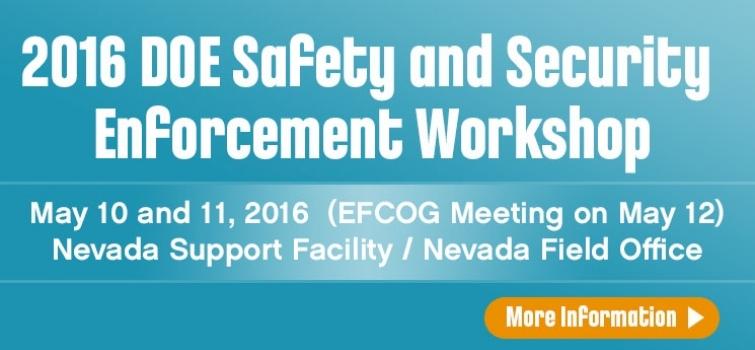 Enforcement Workshop Registration