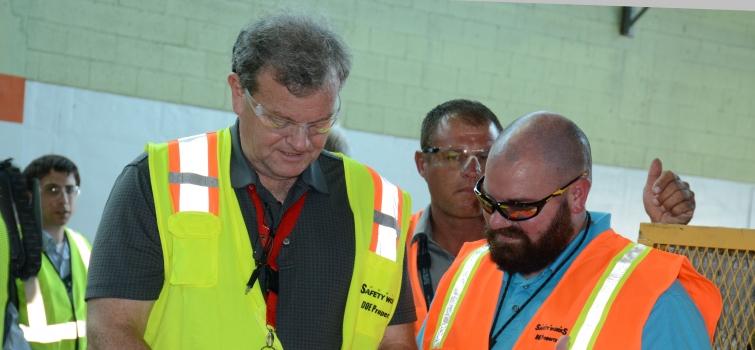 Robotics Challenge Aims to Enhance Worker Safety, Improve EM Cleanup