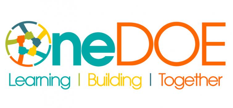 Launch of OneDOE