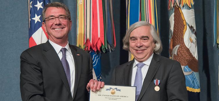 DoD Distinguished Public Service Award