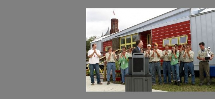 October 14, 2005: 2005 Solar Decathlon