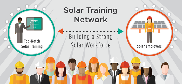 Solar Training Network Launches