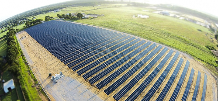 EERE Success Story—Electric Cooperatives Channel Solar Resources to Rural American Communities