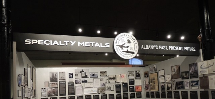 Metals at Albany: Past, Present, and Future
