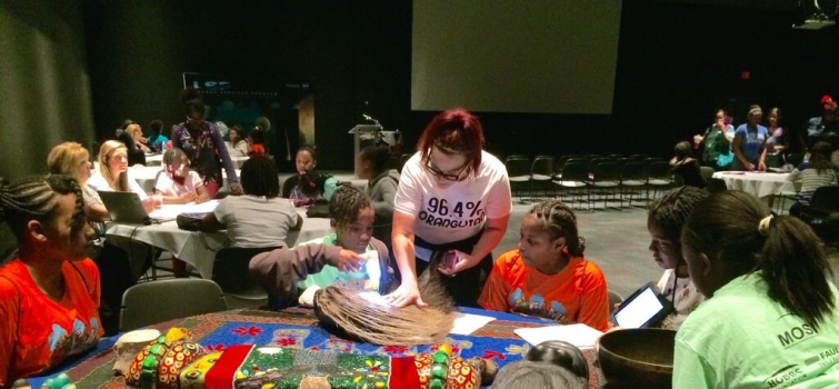 STEM Mentoring  Café Tampa, FL