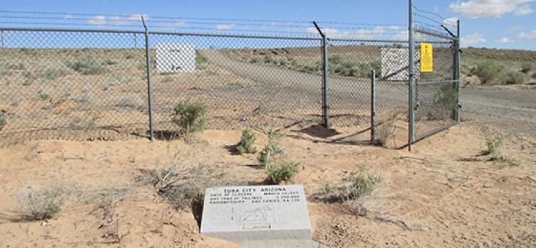 Tuba City, Arizona, Disposal Site