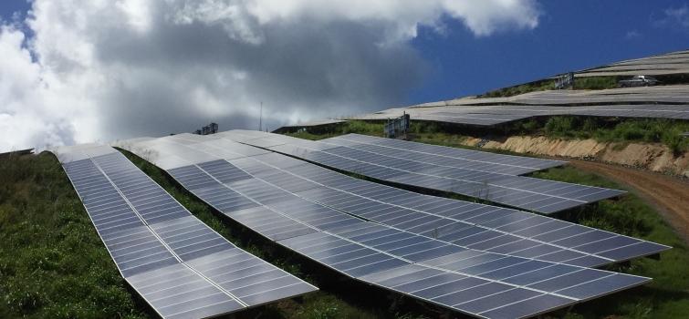Blog: Progress Toward a Sustainable Future in the U.S. Virgin Islands