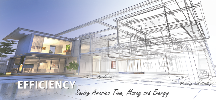 EERE and Energy Efficiency—Saving Time, Money and Energy