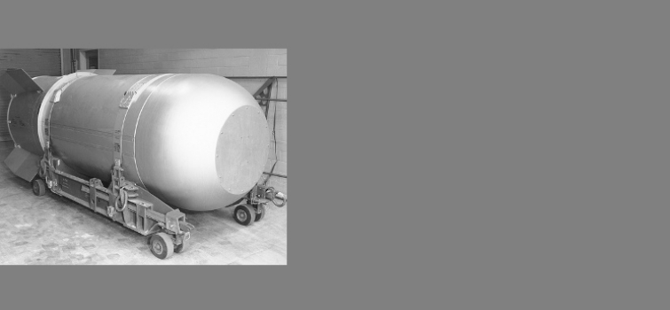 October 25, 2011: Last B53 nuclear bomb dismantled