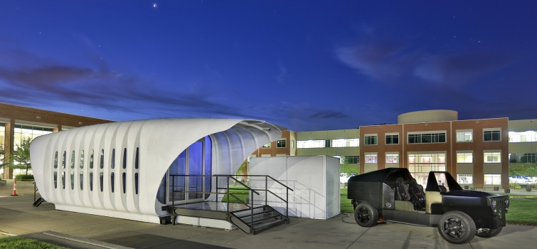 5 Ways DOE's 3D Printed Home is Redefining What's Possible